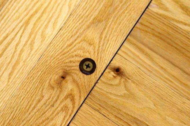 A Hot Iron Will Help Fix Wood Dents