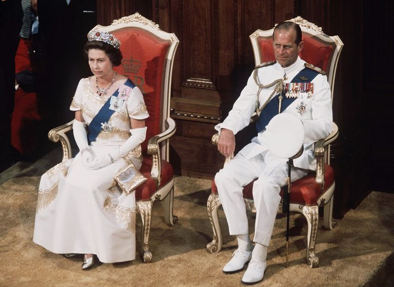 In The Royal Manner