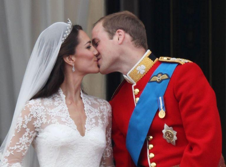 Their Royal Wedding