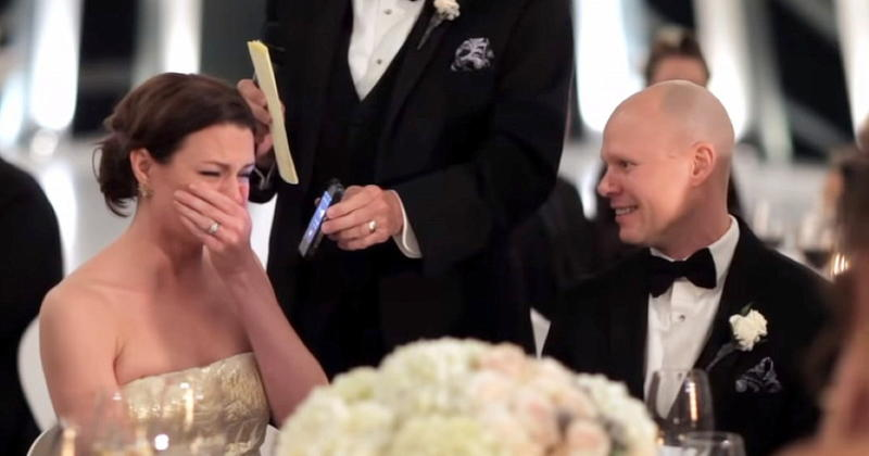 The Wedding Had Been Going Well Until An Unexpected Phone Call Interrupted It