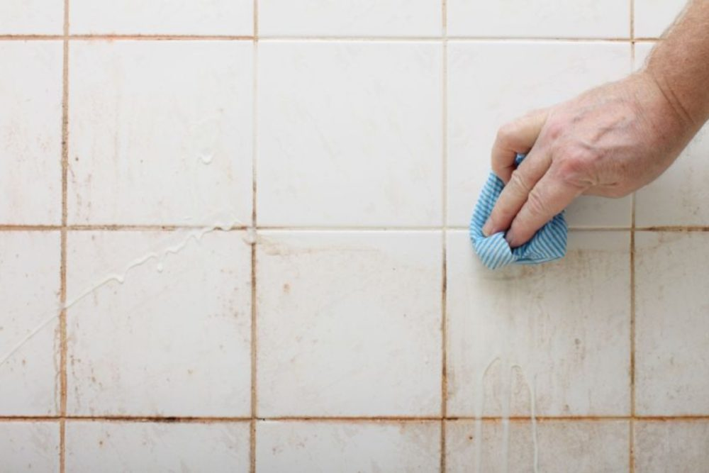 Get Dirt Out Of Tiles