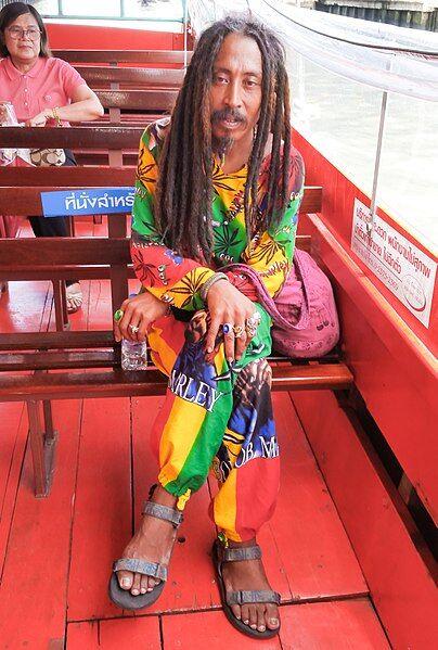 It Is Associated With The Rastafari Movement