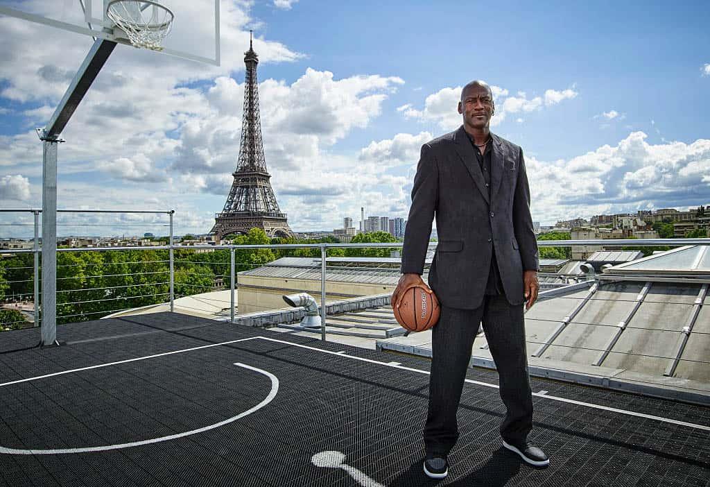 Michael Jordan – Entrepreneur And Hornets Owner