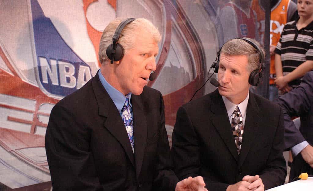 Bill Walton – Sports Broadcaster