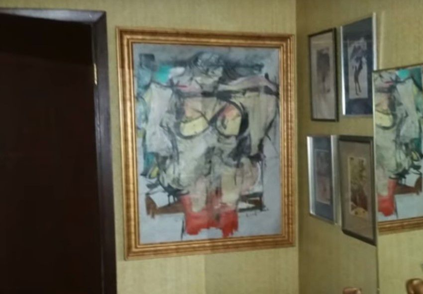The Painting In Question