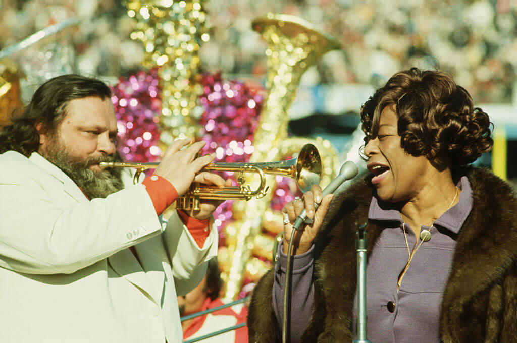 Best Tribute To Louis Armstrong, 1972