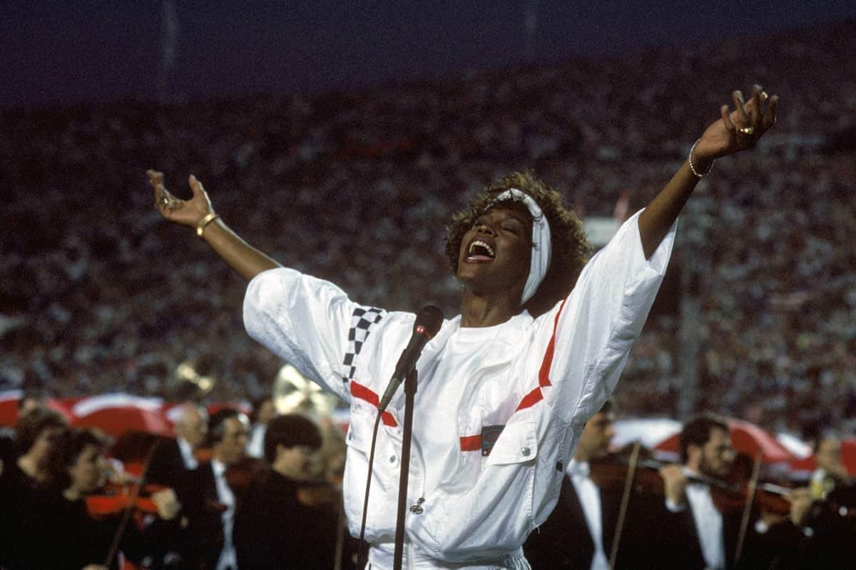 Best Whitney Houston, 1991