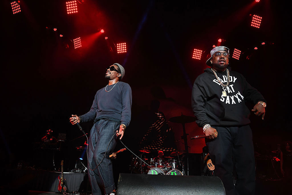 Outkast Said No To The Bowl
