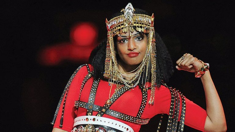 Even Worse M.I.A. Is Sued By The NFL