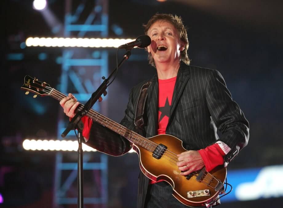 Best Paul McCartney, 2005