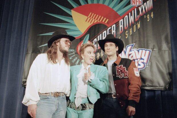 Not The Worst, Not The Best Tanya Tucker, Clint Black, Travis Tritt And The Judds, 1994