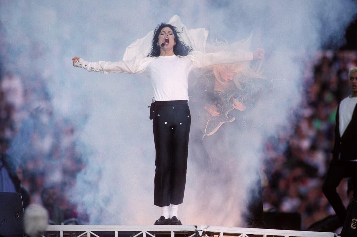Best Michael Jackson, 1993