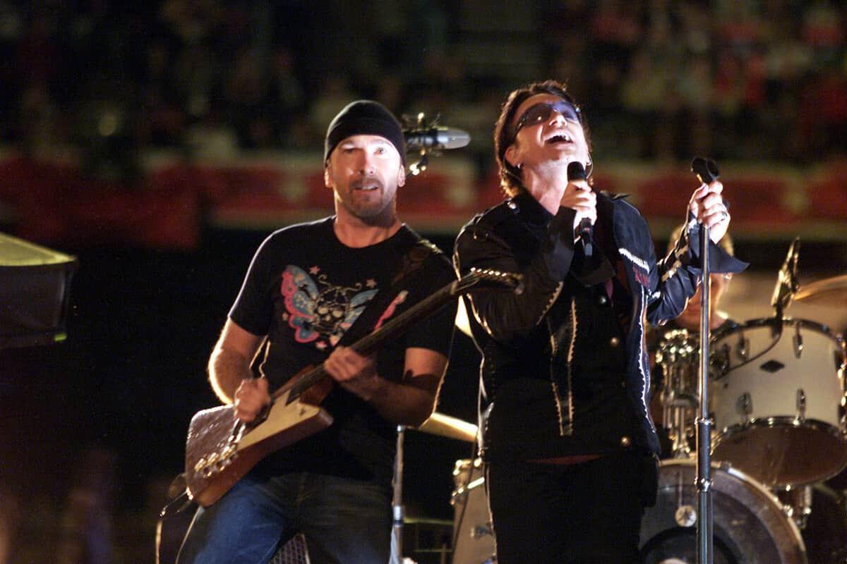 Best U2, 2002