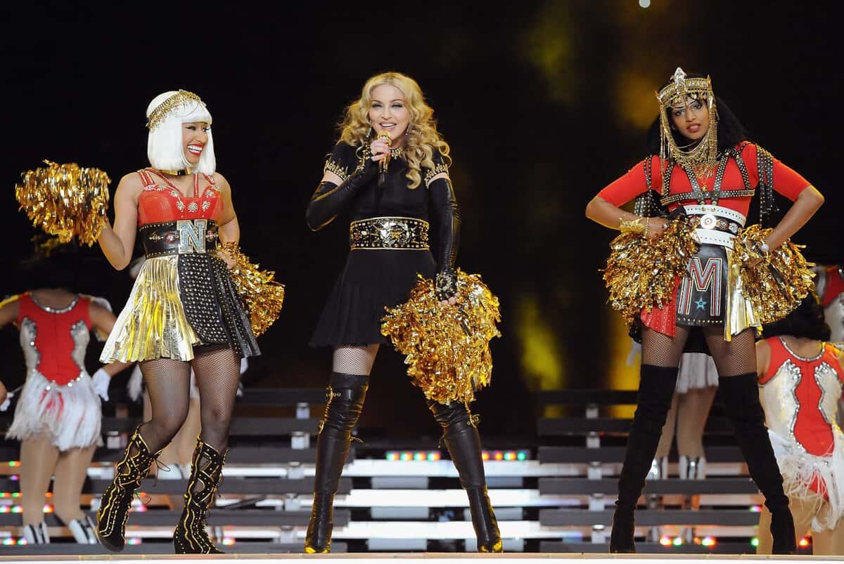 Best Madonna, 2012