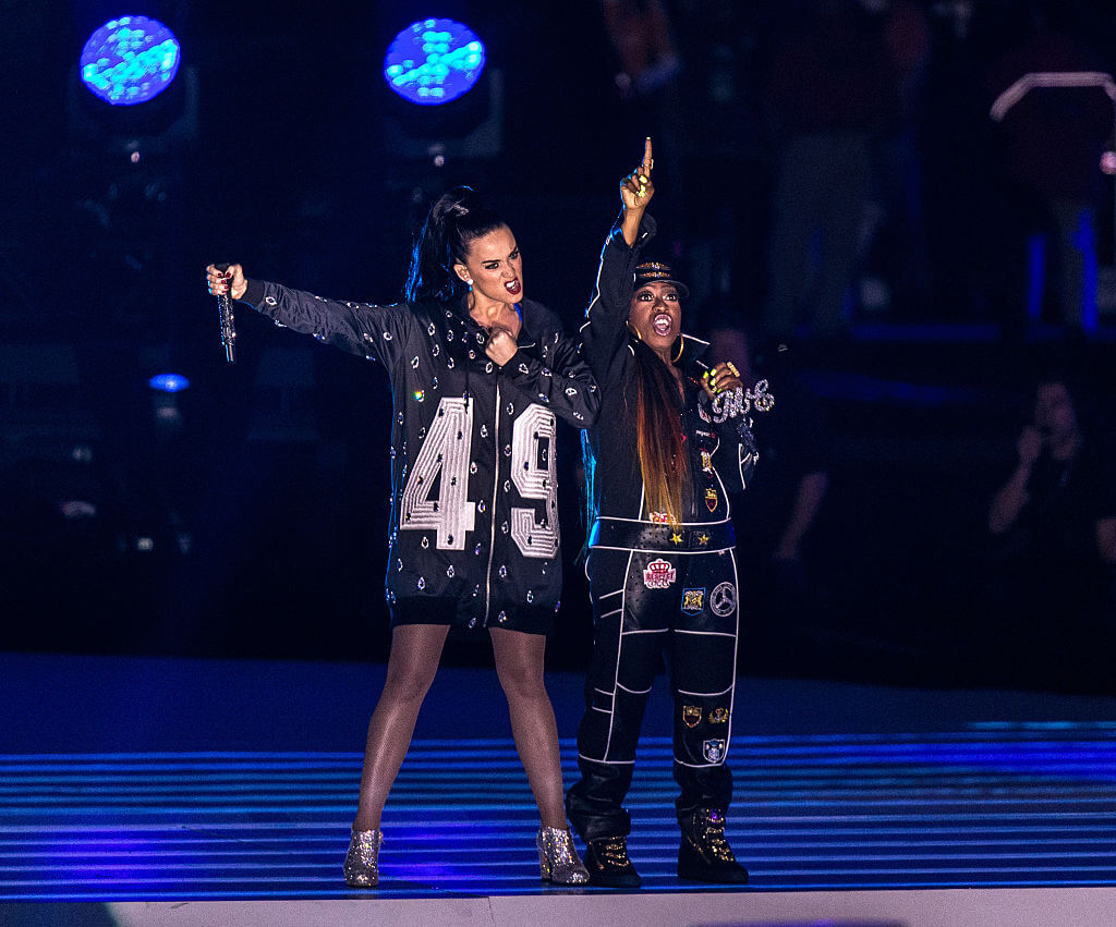Best Katy Perry And Missy Elliott, 2015