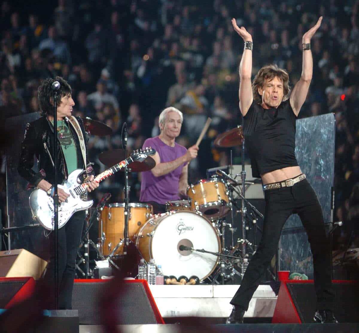 Best Rolling Stones, 2006