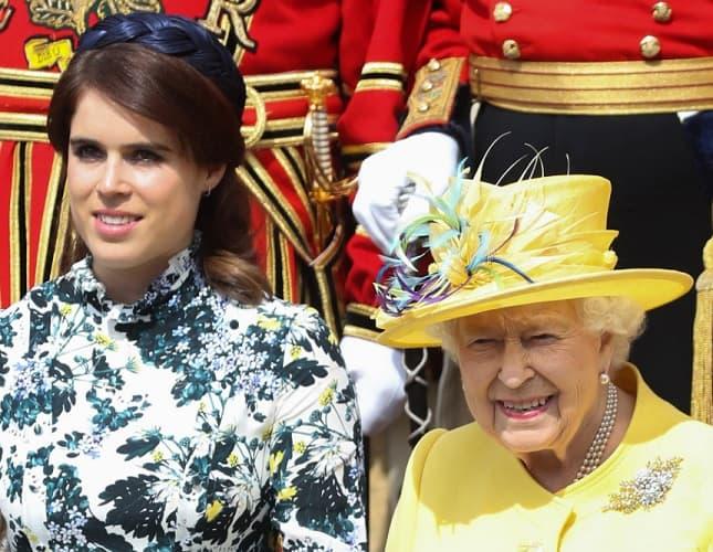 The Queen Has Passed On Her Wedding Tiara To Her Favorite Grandchild