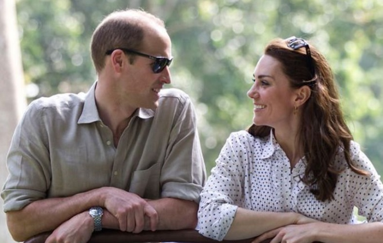 The Love Story Of The Cambridges