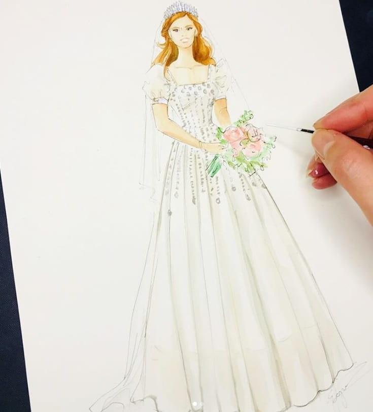 The Designer Behind The Dress