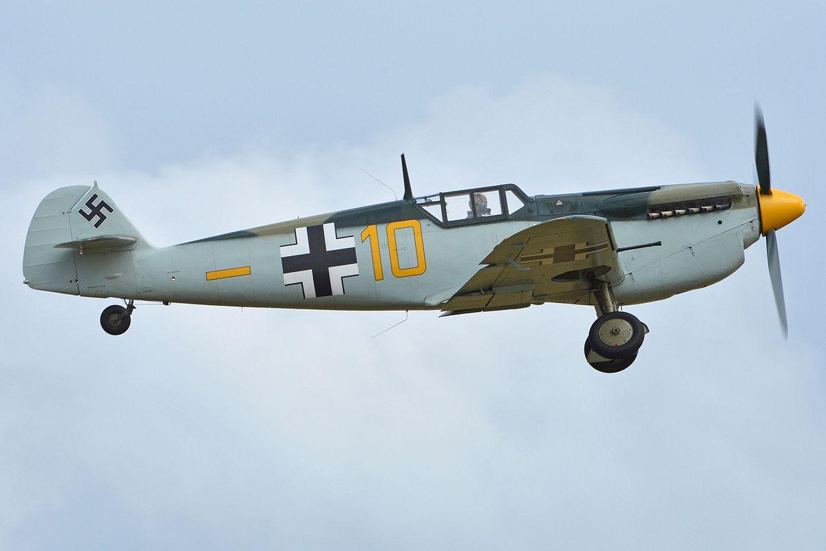Hispano M4L Buchon
