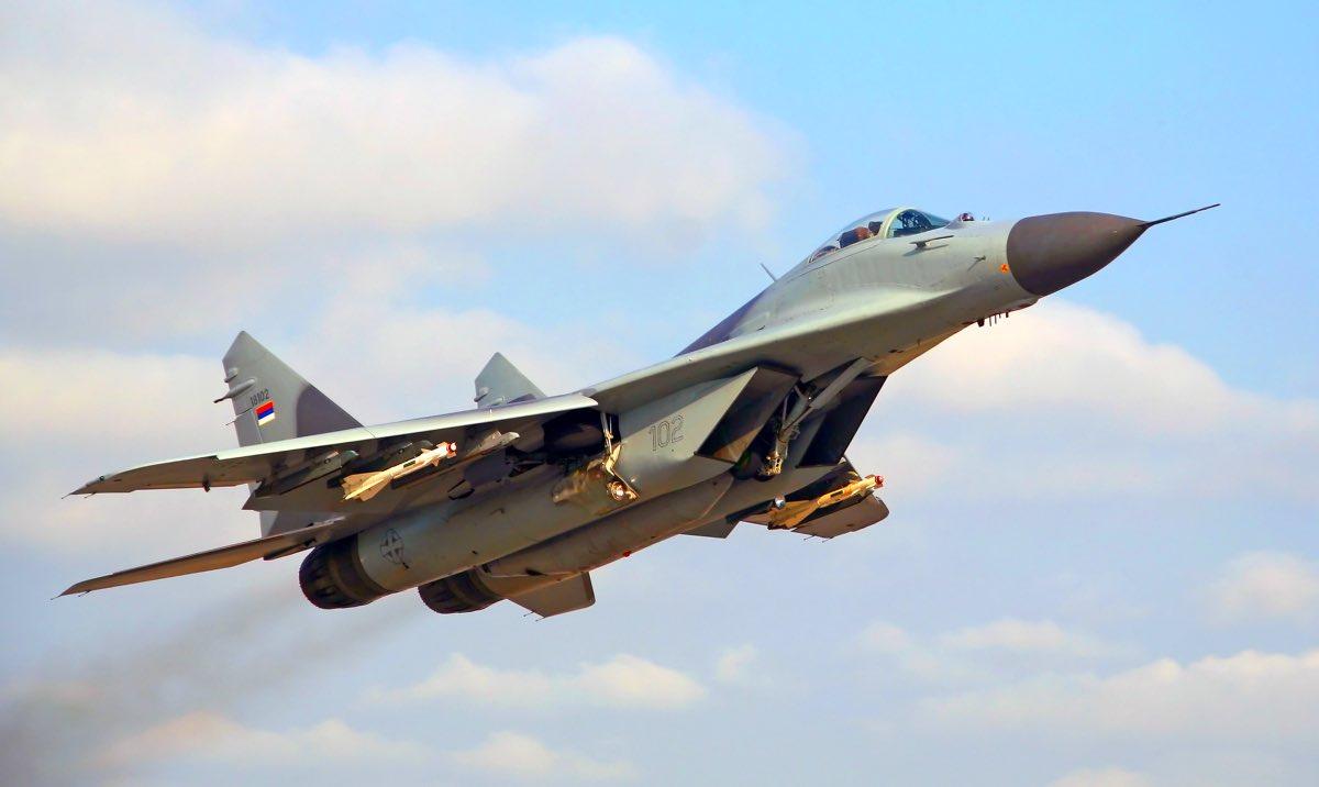 Migoyan-Gurevich MiG-29