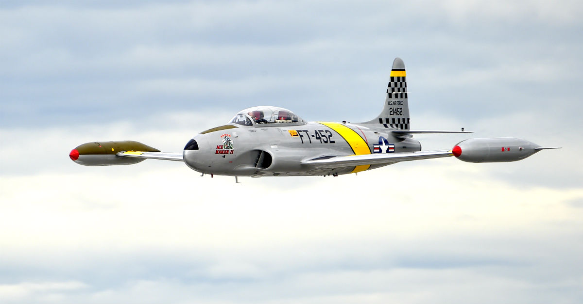 Lockheed T-33 T-Bird