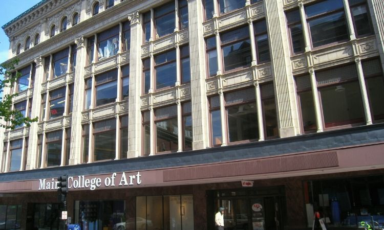 Maine College Of Art – Portland, Maine