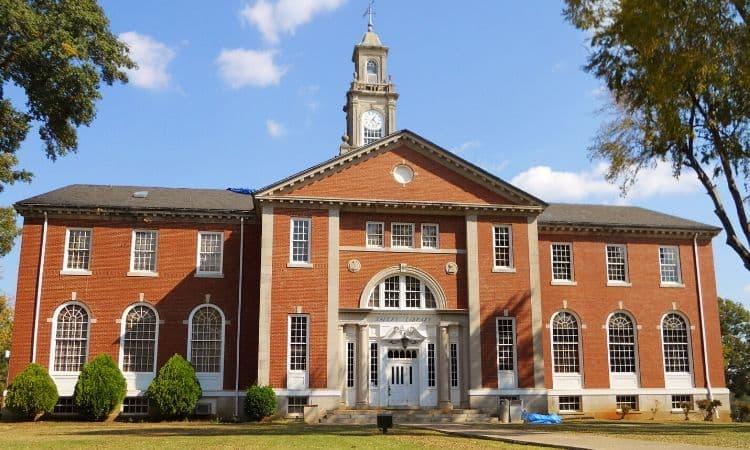 Talladega College – Talladega, Alabama