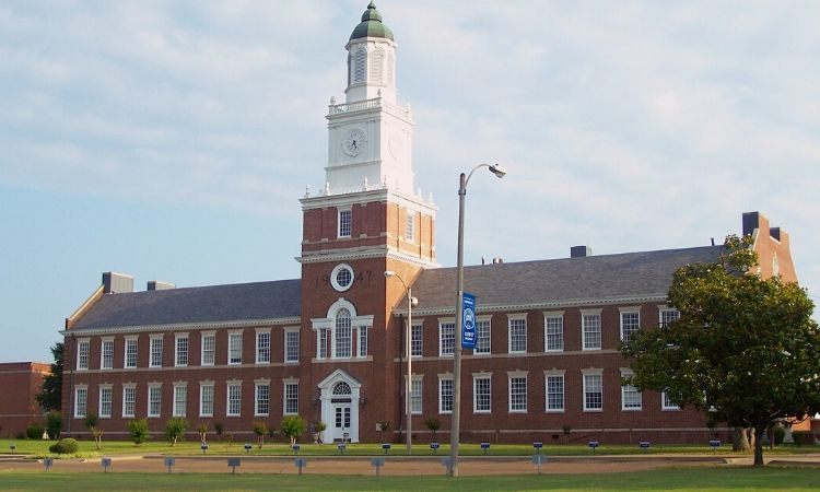 Rust College – Holly Springs, Mississippi