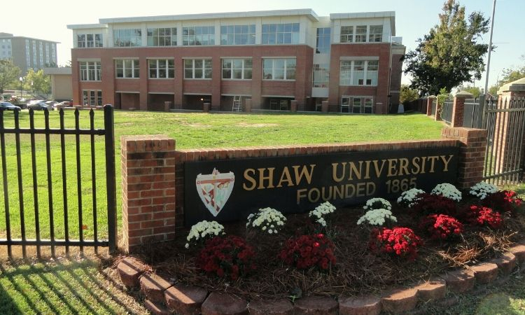 Shaw University – Raleigh, North Carolina