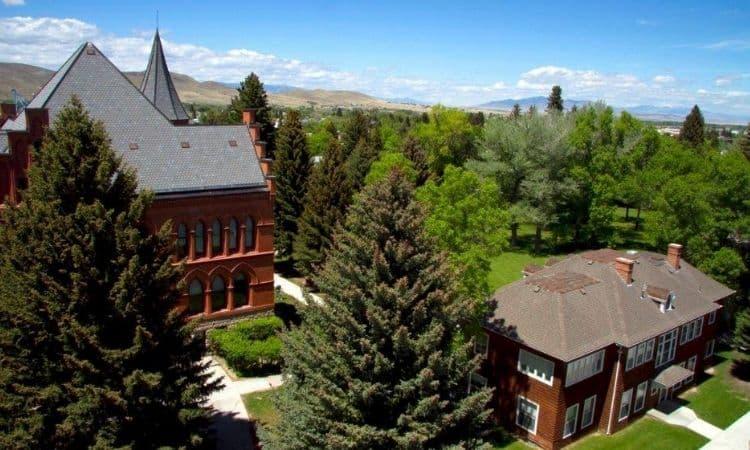 University Of Montana Western — Dillon, Montana
