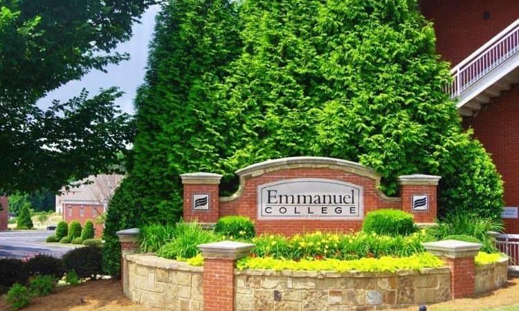 Emmanuel College — Franklin Springs, Georgia